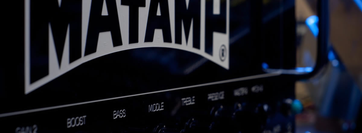 Matamp Quality Of Sound